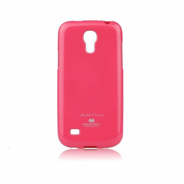 Pouzdro   obal Mercury Jelly Case růžové pro Samsung S4 Mini ... 9b31d6dae15