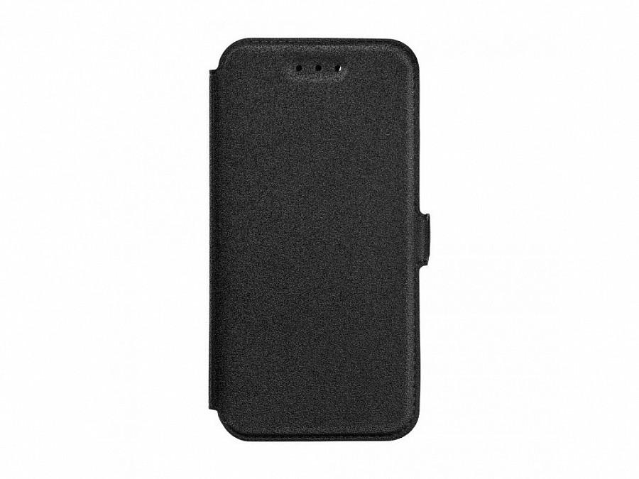 Pouzdro   obal BOOK POCKET pro Samsung Galaxy J3 (2016) - černé ... b4d10b9fc57