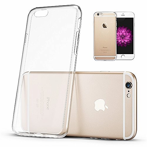 Pouzdro   obal Mercury Jelly Case Apple iPhone 6 Plus   6s Plus průhledné c5672203183