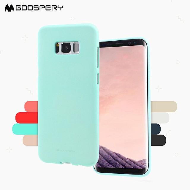 04fa3c4d0 Gelové pouzdro / obal Soft Feeling Case Samsung Galaxy S8 mentolové ...