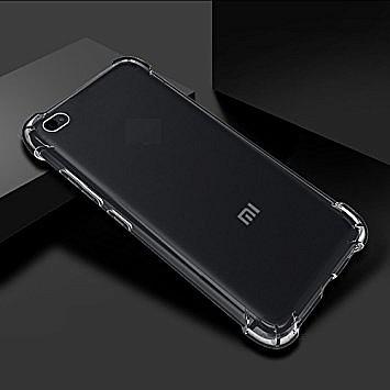 Zadní silikonový kryt   obal Antishock pro Huawei P8 lite transparentní a9c6474ad56