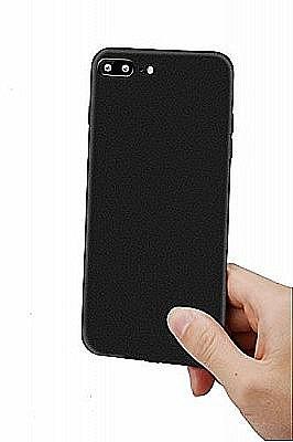 Zadní silikonový kryt   obal na Xiaomi Redmi 5 Plus černé matný ... 06ab455c8ae