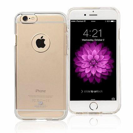 Pouzdro   obal Mercury Jelly Case Apple iPhone 6 Plus   6s Plus průhledné c5672203183