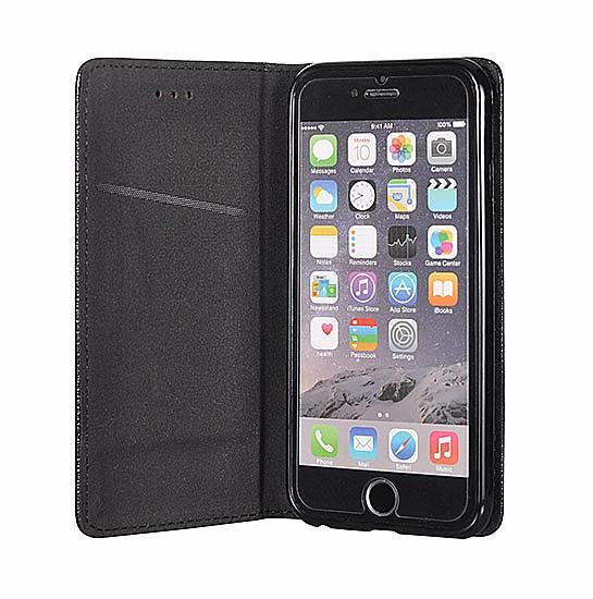 Pouzdro   obal Smart Magnet Book iPhone 6   6s černý  892356254fb