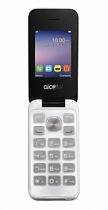 Alcatel Onetouch 2051D Pure White