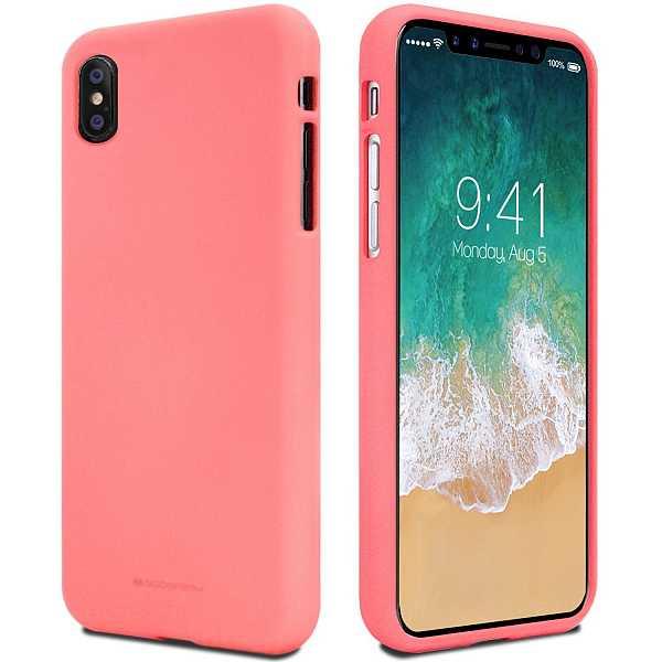 db7c95e56 Gelové pouzdro / obal Soft Feeling Case Xiaomi Redmi Note 4/4X růžové